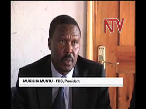 FDC party President to recruit supporters.