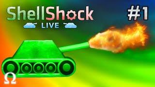 COUNTERING HOSTILITY WITH ARTILLERY! | Shellshock Live #1