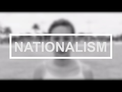 NATIONALISM PROPAGANDA