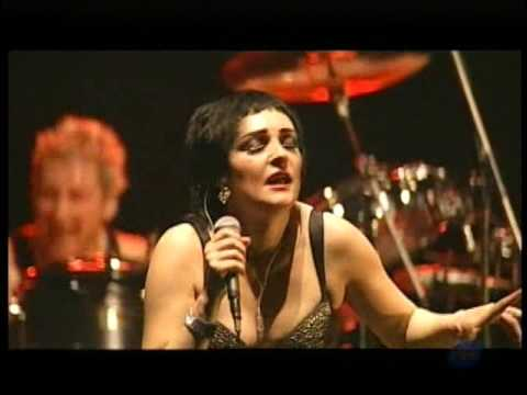 Siouxsie & The Banshees Live Summer Sonic Festival Tokyo Japan 18.08.02