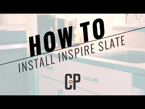 Carlson Projects Lincoln, NE Shows How To Install Inspire Slate
