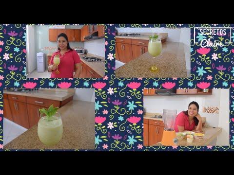 Batido nutritivo de Piña y Apio