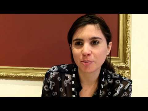 LAMC 2012: Javiera Mena: Entrevista