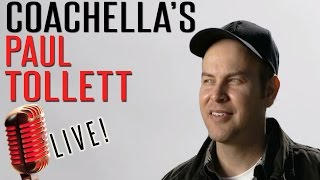 Paul Tollett, Coachella Founder - Renman Live #091