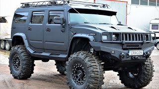 Строим Hummer H2 для ОФФРОУДА! Проект закончен.