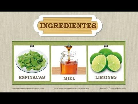 Remedio casero natural para la hipertensión o presión