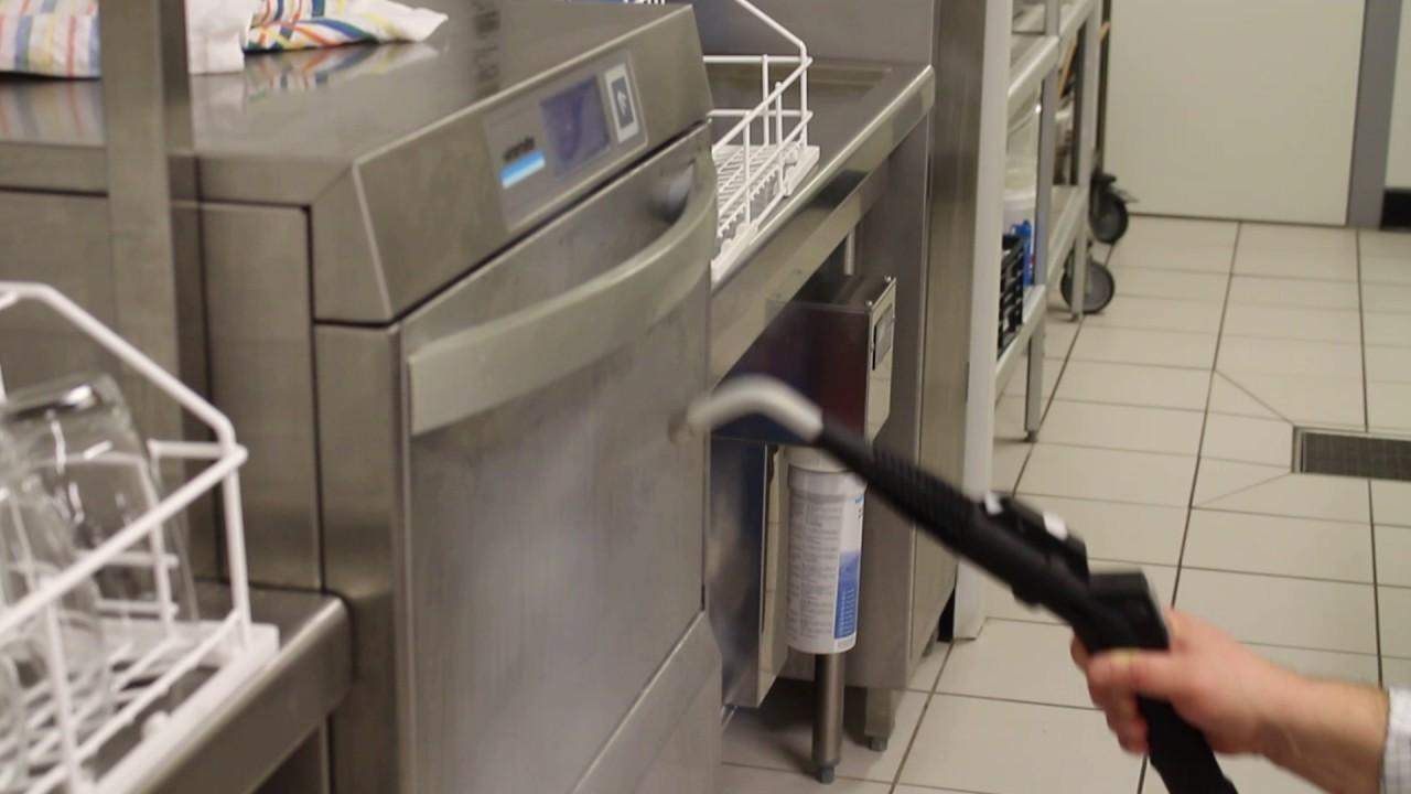 Nettoyage vapeur du materiel de cuisine professionnelle by - Materiel de cuisine occasion professionnel ...