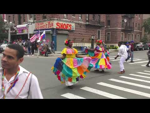 Panamanian Day Parade  PT 1