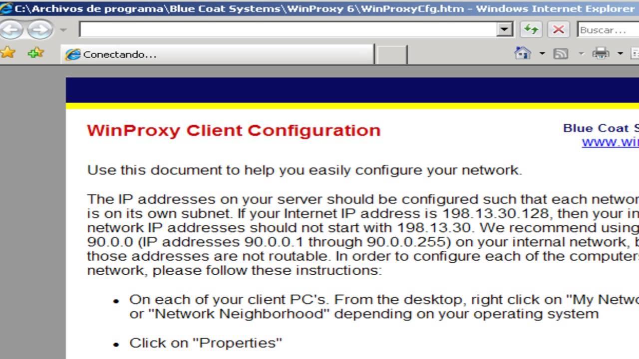 winproxy 6