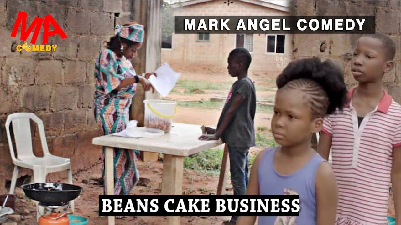 Download EMANUELLA BEANS CAKE BUSINESS (MARK ANGEL COMEDY) (MIND OF FREEKY COMEDY) NIGERIA COMEDY