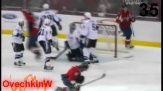 Alex Ovechkin 28-42 Goals [2009/2010]
