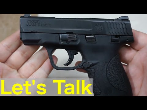 How to: Field Strip Your Smith & Wesson M&P Shield