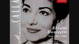 Nacqui all´affanno e al pianto... Non più mesta - Maria Callas