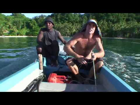 Freediving And Spearfishing In The Remote Solomon Islands