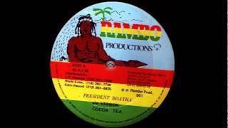 Cocoa Tea - President Botha (1988)