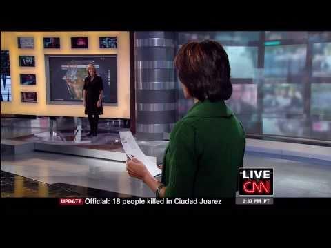 CNN - Fredricka Whitfield Jacqui Jeras 11 07 10