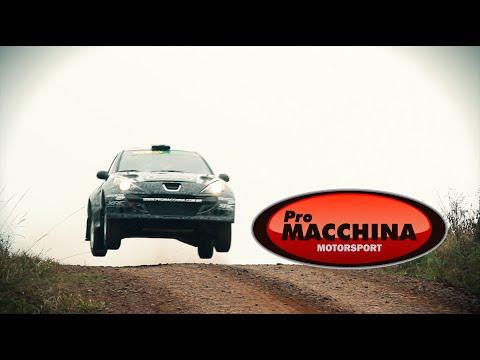 Resumo Equipe Promacchina Motorsport - Rally de Erechim 2016