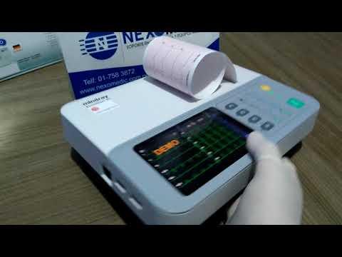 Electrocardiografo beneHeart R3 - MINDRAY