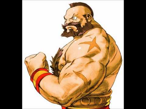Greatest VGM 3293: Zangief (Marvel vs. Capcom)