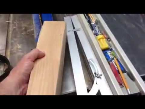 Tapering Jig How To Make Table Legs Youtube