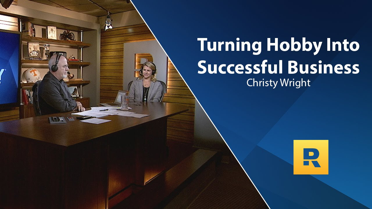 Turning Hobby Into Successful Business - Christy Wright
