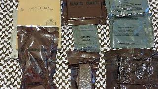 MRE Review Menu 2: Vintage 1990 Corned Beef Hash MRE