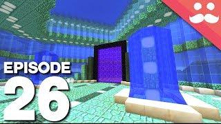 Hermitcraft 5: Episode 26 - MEGA Nether Room!