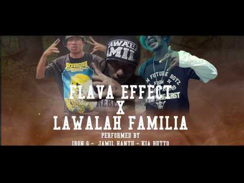 Flava Effect X Lawalah Familia - Spell On You (Official Lyric Video)