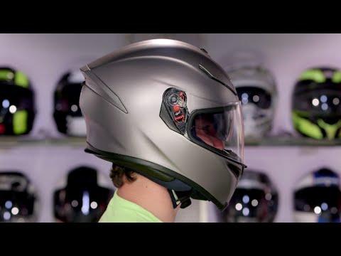 Agv K5 Helmet Review At Revzilla Com Youtube