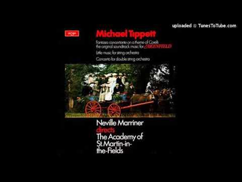 Michael Tippett : Little Music for string orchestra (1946)
