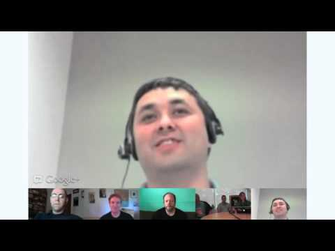 Google+ Platform Office Hours for May 2nd, 2012: Hanging out with the Tabletop Forge team
