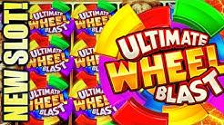 ★NEW SLOT! ULTIMATE WHEEL BLAST★ FIRST ATTEMPT - NEW FEATURES! Slot Machine (Aristocrat)