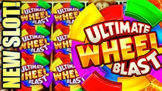 ★NEW SLOT! ULTIMATE WHEEL BLAST★ FIRST ATTEMPT - NEW FEATURES! Slot Machine (Aristocrat)