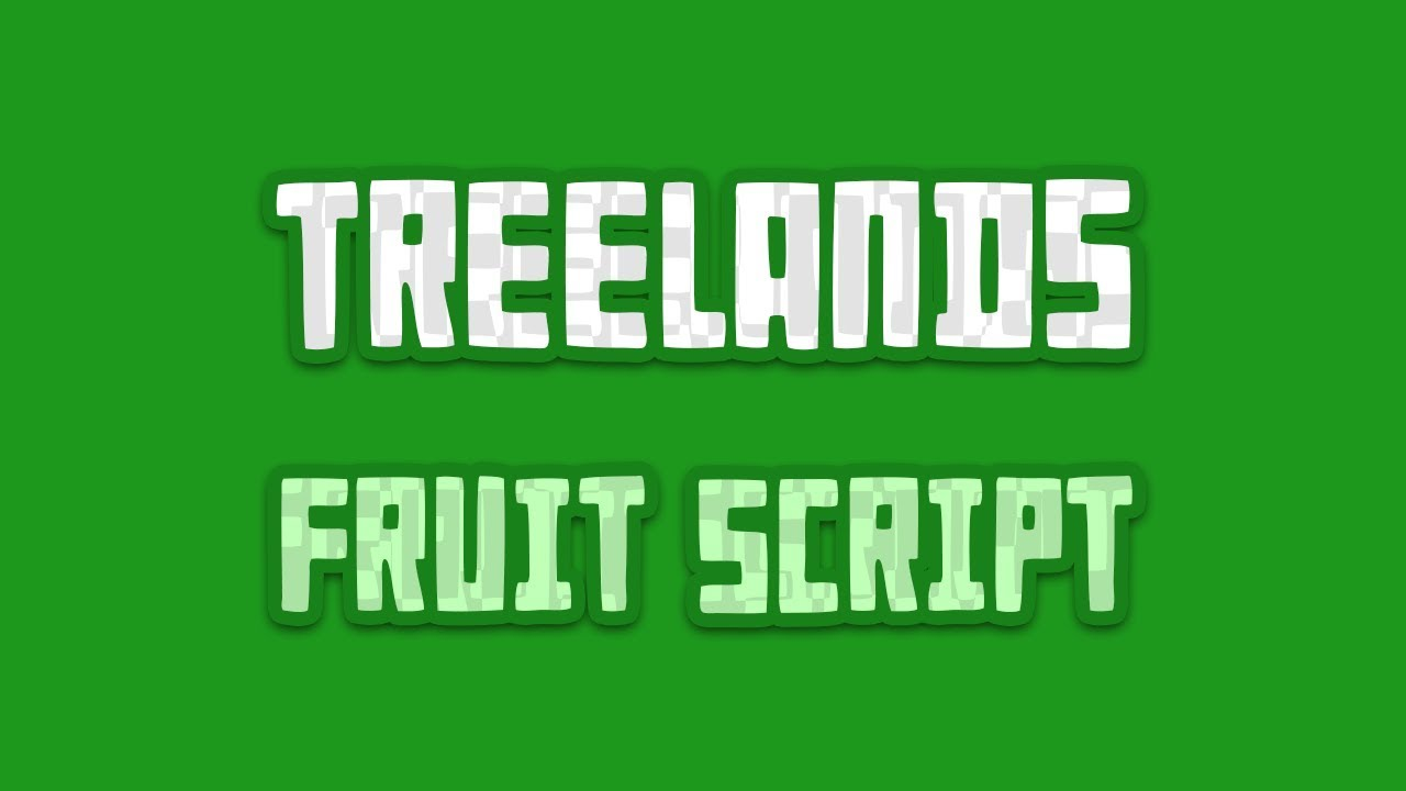 Treelands Fruit Tool By Raulbyte