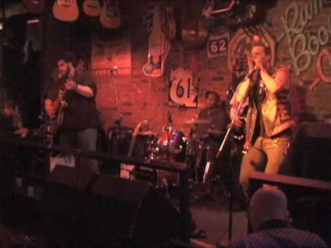 Nick Moss & the Flip Tops with Jason Ricci - Mean Black Spider