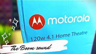 Best Value for Money Home Theatre system unboxing