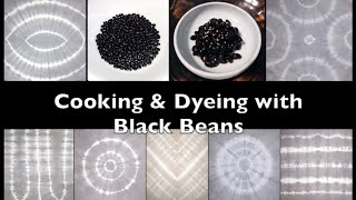 Black Bean Dish & Dye (콩자반…