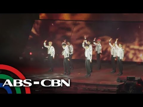 Exo 2018 Concert Philippines >> Rated K: EXO concert in the Philippines - YouTube