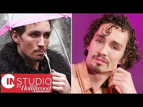 'Umbrella Academy' Robert Sheehan on Klaus' Addiction & Seas