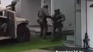 Отряд спецназа США, штурмовавший дом, рассмешил Интернет