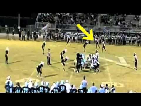 Derrick Ingram #4  WR/DB Jefferson High School Class of 2014 Jr. Season Highlights 6