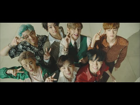 BTS (방탄소년단) 'Dynamite' Official MV (B-side)