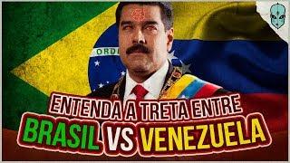 URGENTE: VENEZUELA E BRASIL Vão Entrar Em GUERRA?