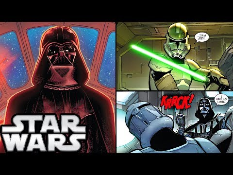 Darth Vader ANNIHILATES Clone Troopers After Order 66 (Canon) - Star Wars Explained