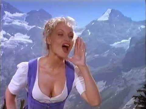 Lila Pause Werbung 1994