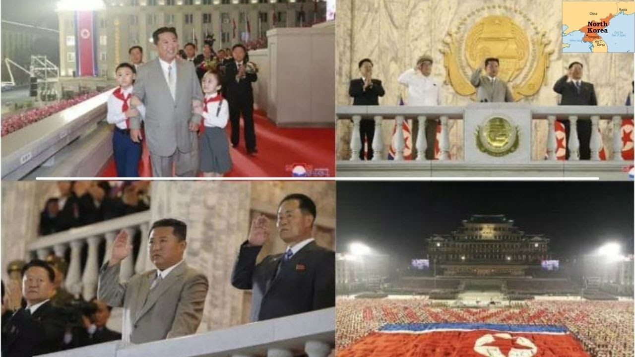 Kim Jong-un attends parade after losing up to 20 kg of weight in N Korea