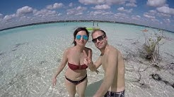Best Beaches in Central America (Belize) and Mexico