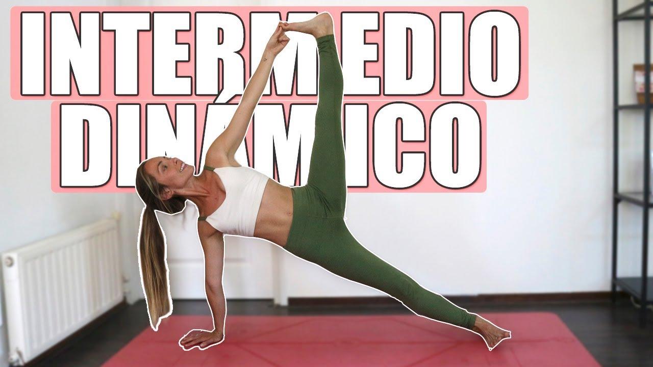 Yoga nivel INTERMEDIO AVANZADO I Yoga en casa 40 min - YouTube 60fb088c6ea6