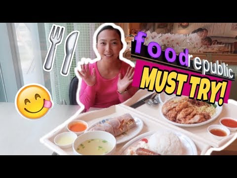 Singapore MUST TRY Cheap Eats | Food Republic Singapore