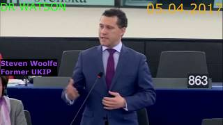 DUTCH MEP SHOCKING WARNING TO UK ABOUT EU  DIRTY TRICKS PROVES RIGHT 05.04.2017